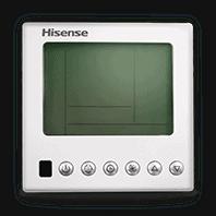 Полупромышленные кондиционеры Hisense