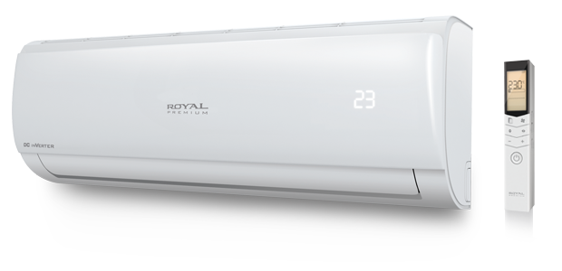 Сплит-системы ROYAL Premium, лимитировання серия TRIUMPH